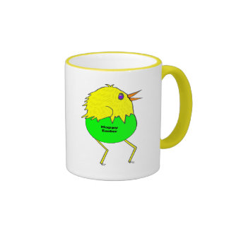 Running Chicken Coffee Mug