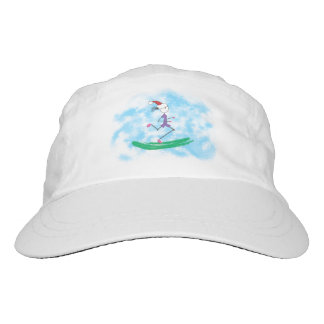 Running Christmas Holiday Lady Runner © Headsweats Hat