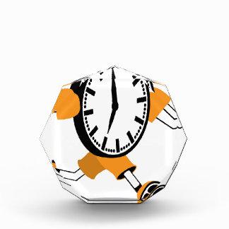 Running Clock Award