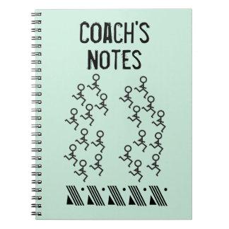 Running Coach Notebook