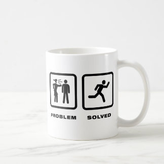 Running Coffee Mug