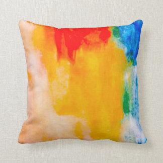 """""""Running Colors"""" JTG Art Pillow"""
