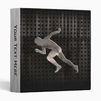 Running; Cool Vinyl Binder