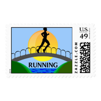 Running Custom Postage Stamps