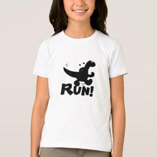 Running Dinosaur T-Shirt