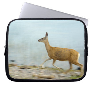 Running Doe Laptop Sleeve