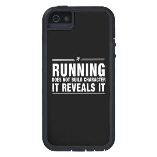 Running Doesnt Build Character Case For iPhone SE/5/5s