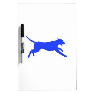 Running Dog Dry-Erase Board