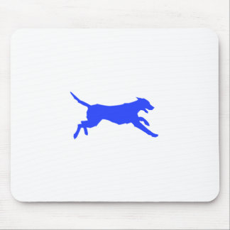 Running Dog Mouse Pad