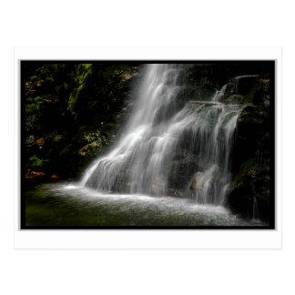 Running Eagle Falls Postcard