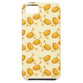 Running Easter eggs pattern iPhone SE/5/5s Case