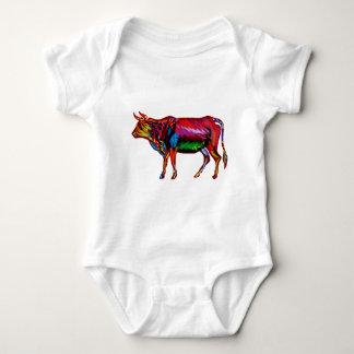 Running Fiesta Baby Bodysuit
