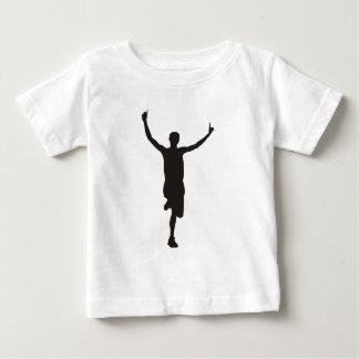Running Finish Line Baby T-Shirt