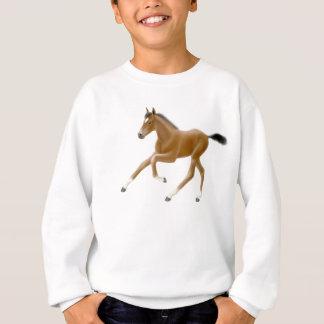 Running Foal Kids Sweatshirt
