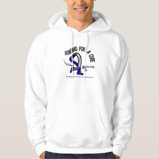 Running For A Cure ALS Sweatshirt
