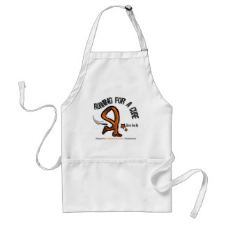 Running For A Cure Multiple Sclerosis Adult Apron
