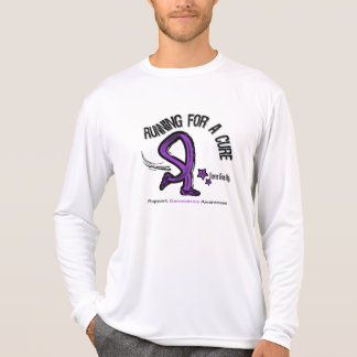 Running For A Cure Sarcoidosis T-shirt