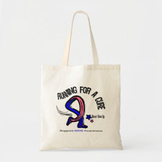 Running For A Cure SIDS Canvas Bags