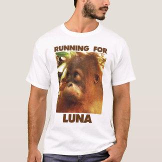 Running for Luna - Orangutan Outreach T-Shirt