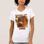 Running for Luna - Orangutan Outreach Tank Tops