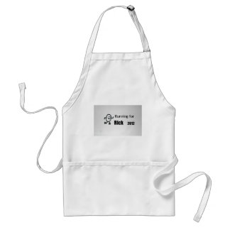 Running for Rick, 2012 Adult Apron