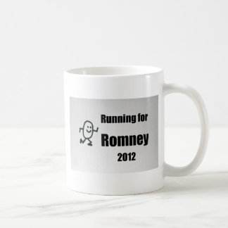 Running for Romney, 2012 Coffee Mug