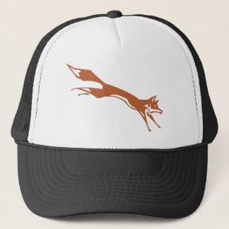 Running Fox Trucker Hat