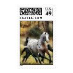 Running Free Postage Stamp