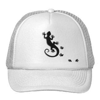 Running Gecko Trucker Hat