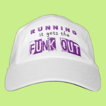 Running Gets the Funk Out Headsweats Hat