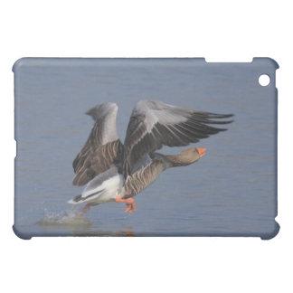 Running Greylag Goose Case For The iPad Mini