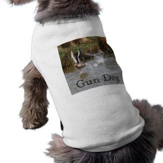 Running Greylag Goose Shirt