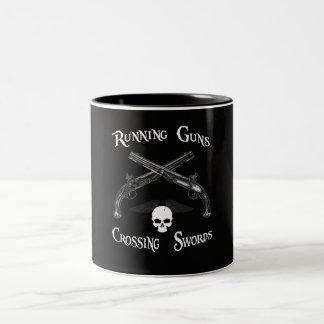 Running Guns & Crossing Swords Mug
