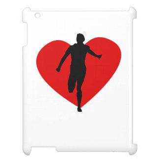 Running Heart iPad Case