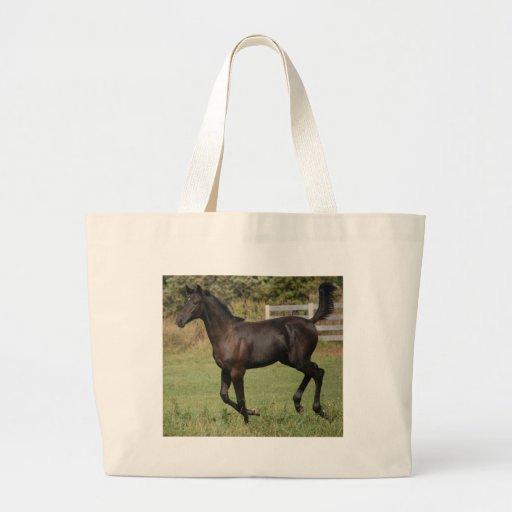 Running-Horse-2 Bolsa Tela Grande