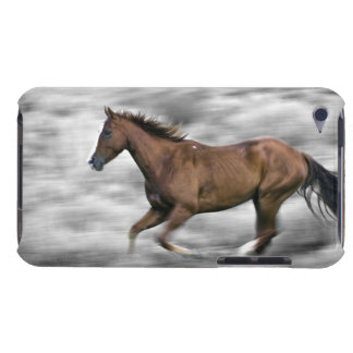 Running horse barely there iPod case