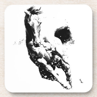 Running Horse Drink Coaster
