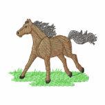 Running Horse Embroidered Shirt