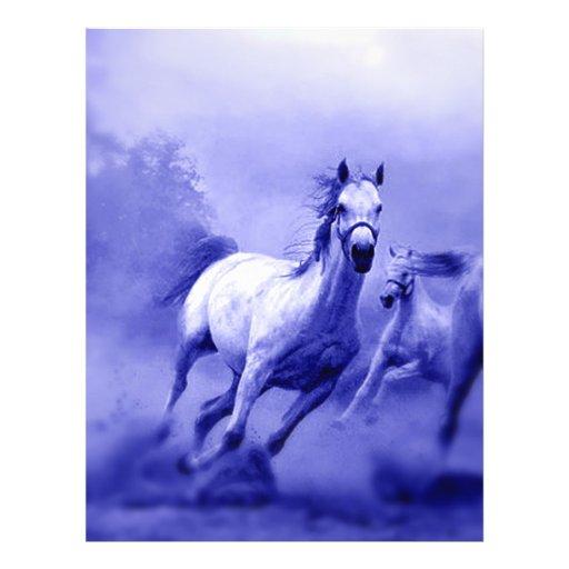 Running Horse Flyers