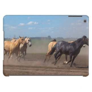 Running Horse Herd iPad Air Cover
