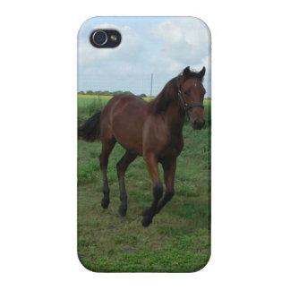 Running Horse iPhone 4 Case