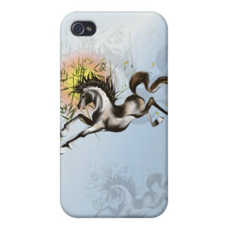 Running Horse  iPhone 4 Covers