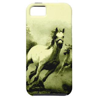 Running Horse iPhone 5 Cases