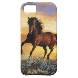 Running Horse iPhone SE/5/5s Case