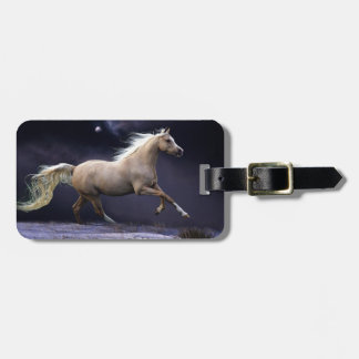 Running Horse Luggage Tags