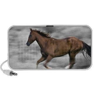 Running horse mini speaker