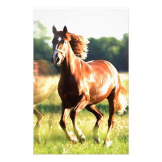 Running Horse Stationery