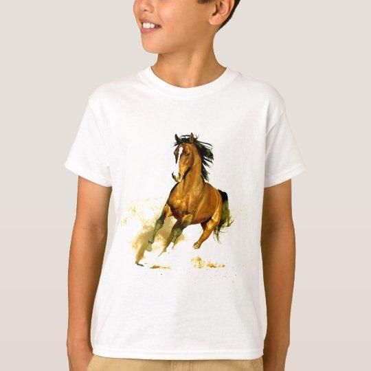 Running Horse T-Shirt