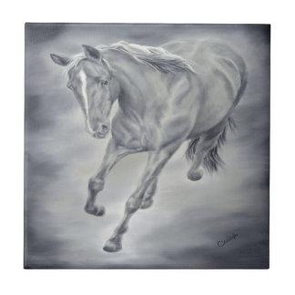 Running Horse Tile