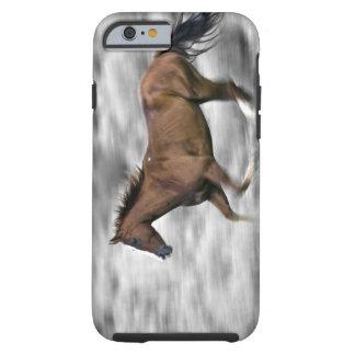 Running horse tough iPhone 6 case